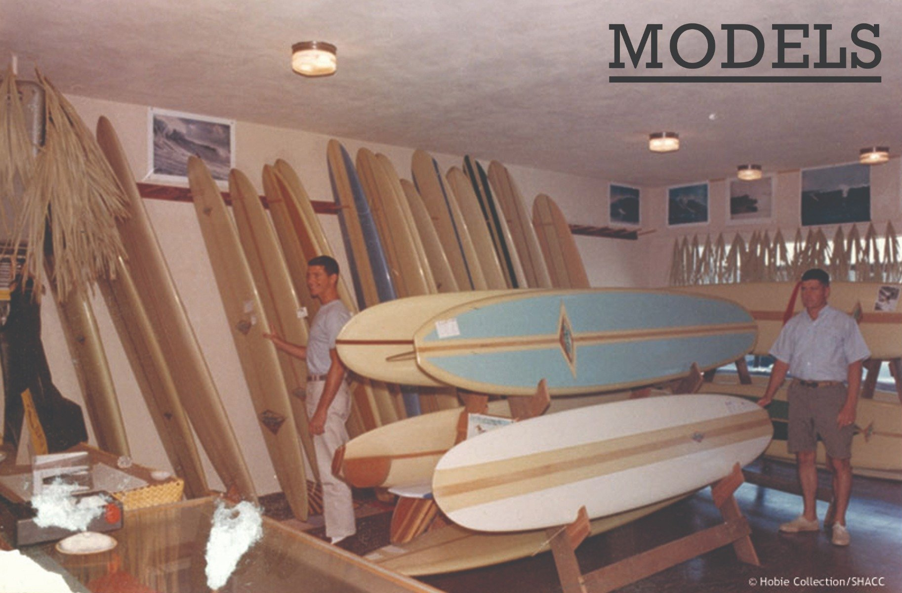 Hobie Surfboard Models