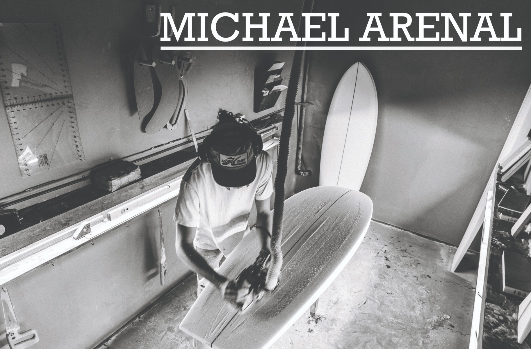 Michael Arenal Shaping